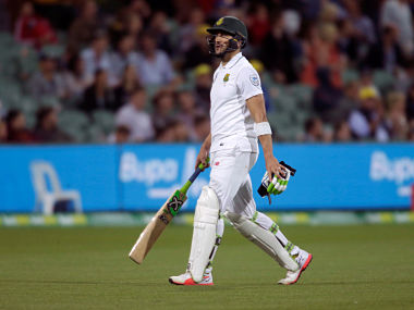 File image of South Africa's Faf du Plessis. Reuters