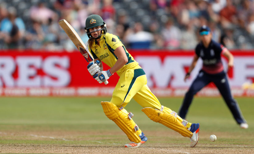 Australia will be banking on all rounder Ellyse Perry to fire them to the final. Reuters
