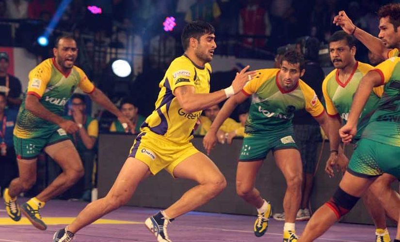 Pro Kabaddi League 2018 With improved defence Telugu Titans look to make Rahul Chaudharis heroics count