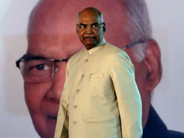 Ram Nath Kovind's win in presidential polls was made stronger by cross-voting from states including Gujarat, UP