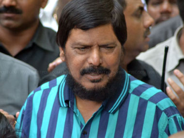 Ramdas Athawale asks Dalits to renounce Hinduism and embrace Buddhism instead