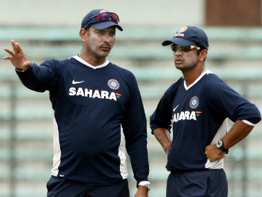 India coach Ravi Shastri says he has no problem working with Rahul Dravid, claims report