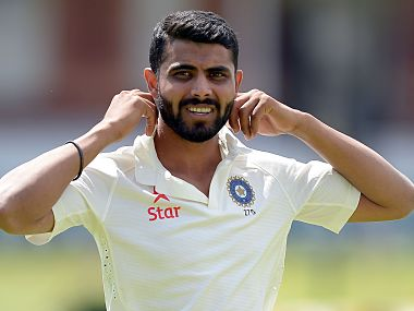 File photo of Ravindra Jadeja.