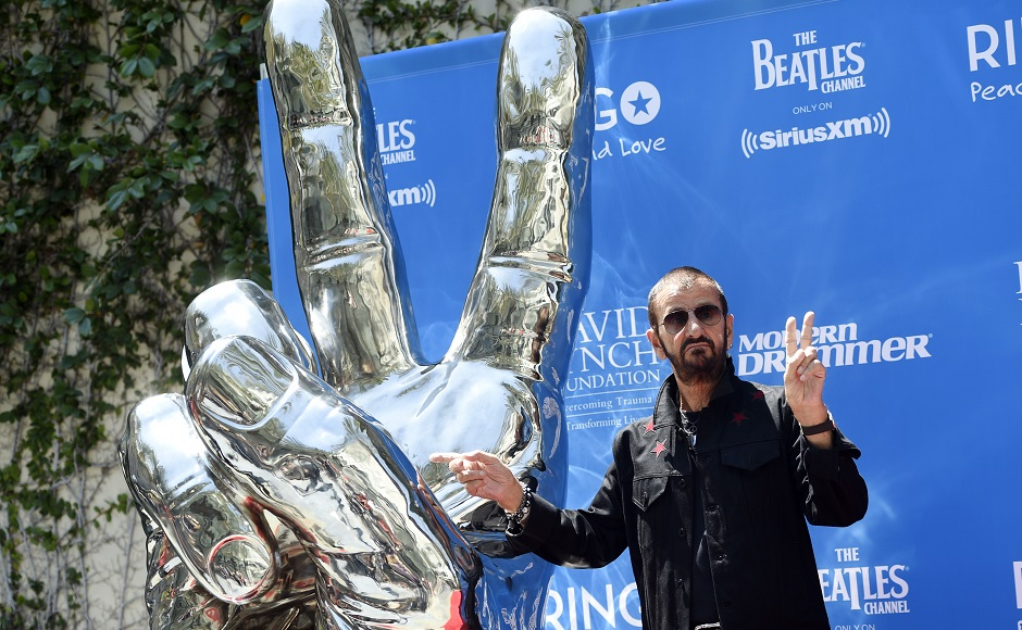 Ringo Starr Wants Us All To 'Give More Love' On His Birthday