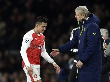 Premier League Arsenal boss Arsene Wenger hopes end of strange Alexis Sanchez transfer saga will lift club