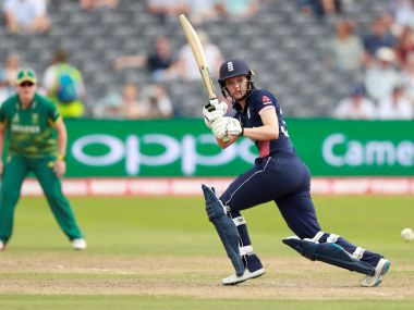 Cricket - England vs South Africa - Women's Cricket World Cup Semi Final - Bristol, Britain - July 18, 2017 England's Sarah Taylor in action Action Images via Reuters/Jason Cairnduff - RTX3BXUH