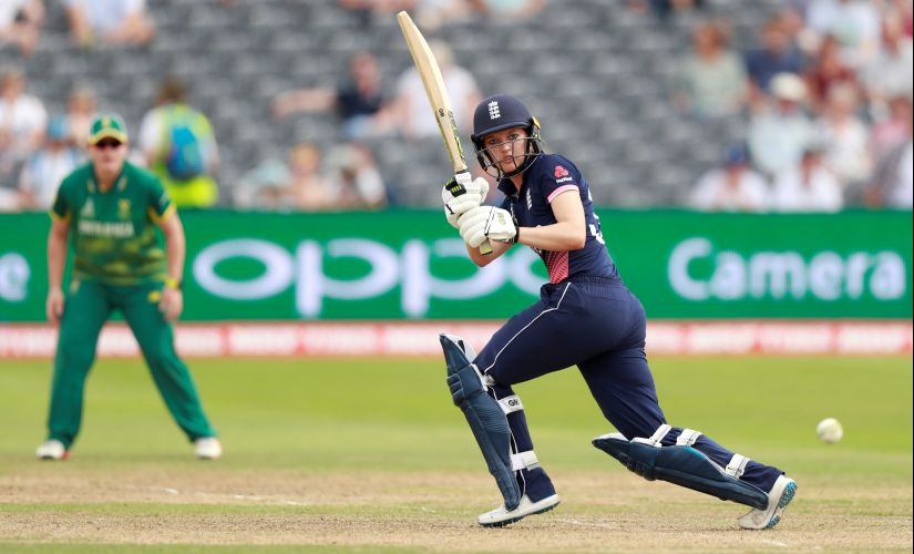 Sarah Taylor has made a remarkable comeback after taking a year's break from the game. Reuters