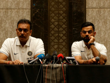 India vs Sri Lanka: Ravi Shastri wants Virat Kohli and Co to play 'fearless brand of cricket'