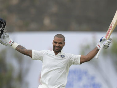 India vs Sri Lanka: Shikhar Dhawan says he doesn't get defensive anymore when faced with failure
