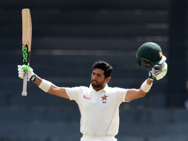 Sikandar Raza, the by-chance cricketer who's driving Zimbabwe's bid to revive old glory