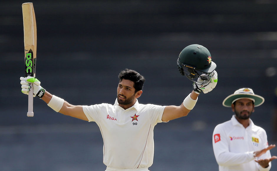 Sikandar Raza, Graeme Cremer give Zimbabwe upper hand on Day 4 against Sri Lanka