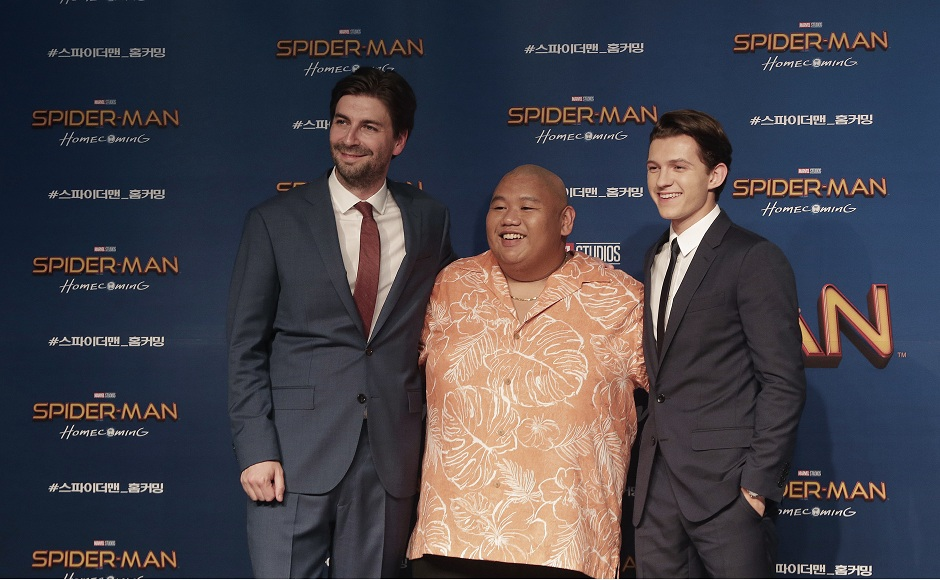 Spider-Man: Homecoming cast and crew attend Seoul Premiere; pose with fans