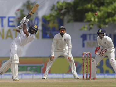 India vs Sri Lanka: Dinesh Chandimal-Niroshan Dickwella's partnership holds the key for visitors on Day 4
