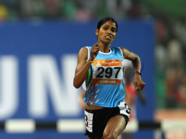 Womens 4x100m relay team K Gomathi make cut for Asian Athletics Championships Sudha Singh misses out after trial noshow