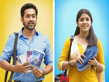Sunday Holiday movie review: Aparna Balamurali sparkles in a part-sweet, part-bland film