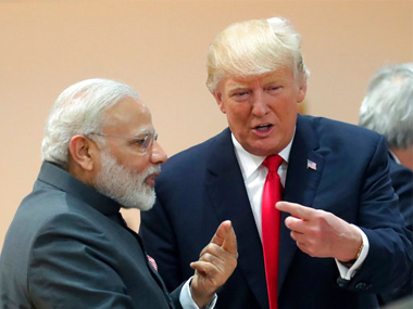 Donald Trump turns down Indias invite for Republic Day celebrations cites clash with State of the Union address Reports