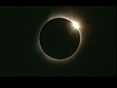 Solar Eclipse. Image: Nasa