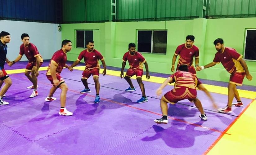 Pro Kabaddi League 2017 UP Yoddhas will bank on famed raider lineup to fire them to glory on debut
