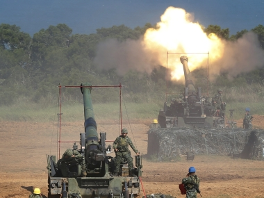 Global military spending rises to 1739 trillion China India among top 5 spenders says report