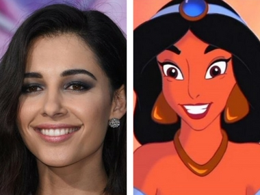 Aladdin live-action remake: Disney slammed for casting Naomi Scott as Jasmine