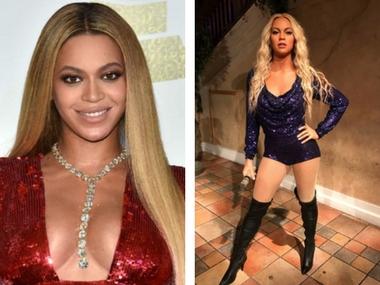 Beyoncé's Madame Tussauds' wax statue retouched after fans complain it is too white