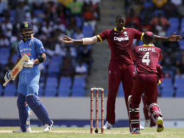 India vs West Indies: Virat Kohli lauds opposition for their bowling display after loss in 4th ODI