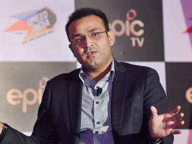 Virender Sehwag says he missed out on India coach job due to lack of 'setting' with key decision-makers