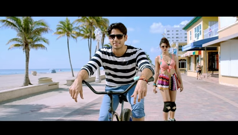 Join the insane ride with Sidharth Malhotra and Jacqueline Fernandez