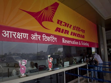 Air Indias net loss shrinks to Rs 3643 cr operating profit rises to Rs 300 cr in 201617