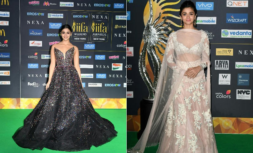 These 5 actresses looked heavenly beautiful at IIFA! 2