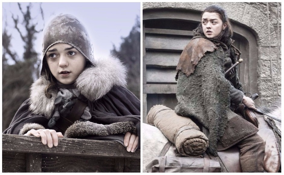 Game of Thrones, then and now: Over seasons 1 to 7, how have the characters changed?