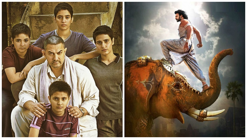 Dangal and Baahubali 2: The Conclusion have changed the signposts of what blockbuster success constitutes, for an Indian film. File Photo