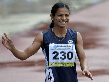 Dutee Chand says coming out of closet has freed her from pressure admits being scared when she was in hiding