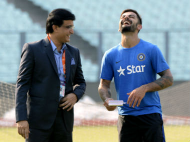 Former India captain Sourav Ganguly lauds Virat Kohli for rallying behind MS Dhoni