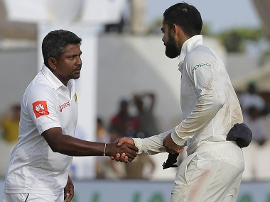 India vs Sri Lanka, 1st Test statistical review: From Shikhar Dhawan's milestone to biggest away wins