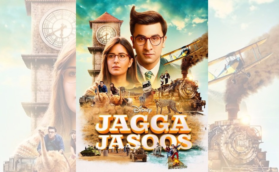 Jagga Jasoos movie review: A surprisingly fresh musical afflicted by curse of the second half
