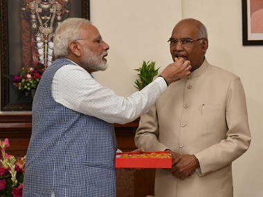 Ram Nath Kovind elected as Indias 14th president to be sworn in on 25 July