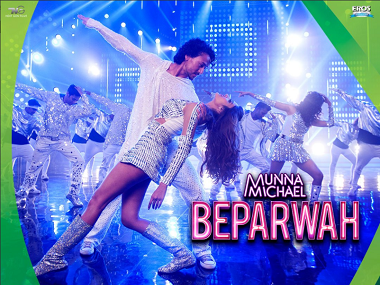 Still from 'Beparwah'. Image from Twitter.
