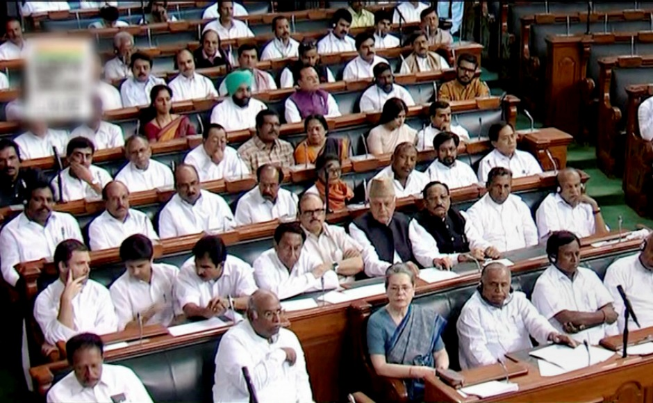 Monsoon Session of Parliament begins today: Narendra Modi greets Sonia Gandhi, other Opposition members