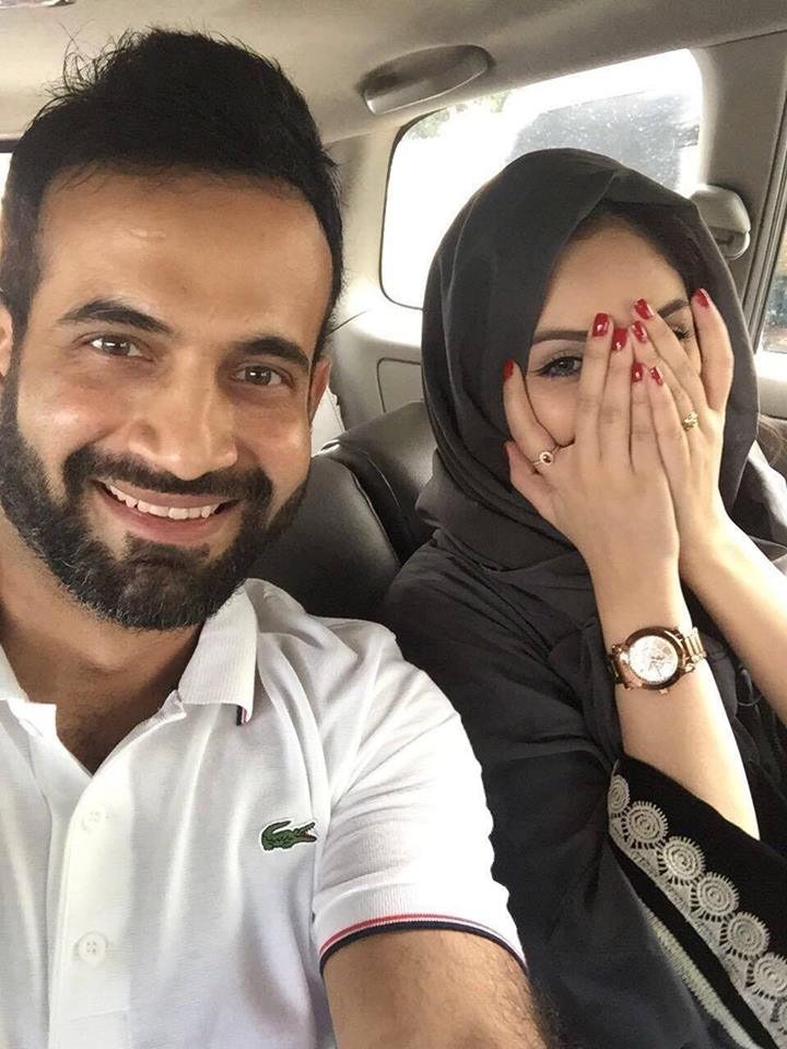 Irfan Pathan brutally attacked on social media for posting photo of wife 'hurting' Islamic sentiments