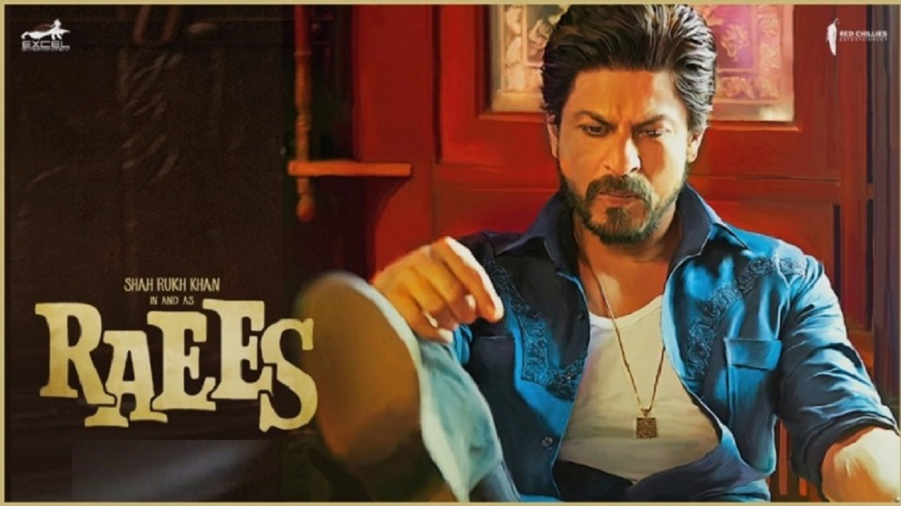 Shah Rukh Khans Raees becomes most pirated Bollywood film of 2017 Hrithik Roshans Kaabil Akshay Kumars Jolly LLB 2 follow