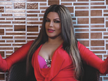 File image of Rakhi Sawant
