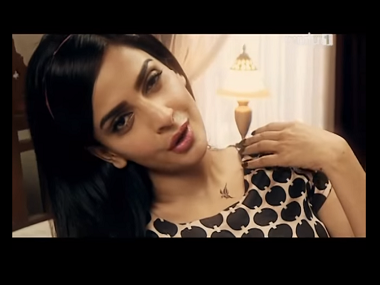 Saba Qamar in a still from the show. YouTube screengrab.