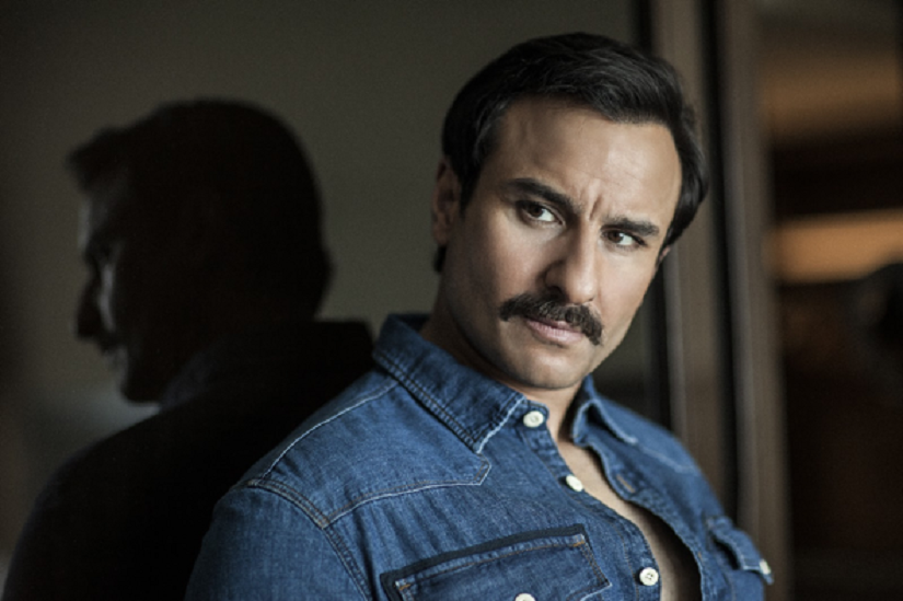 Saif Ali Khan talks about Kaalakaandi Sacred Games  and that Kangana Ranaut joke at IIFA