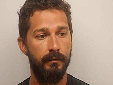 Shia LaBeouf released on bail after being arrested on suspicion of public drunkenness