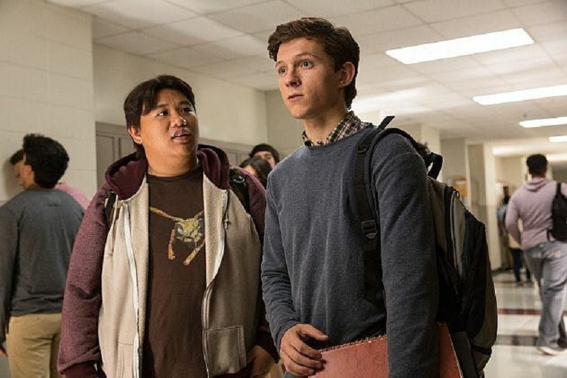 Tom Holland and in Spider-Man: Homecoming. Image via creative commons