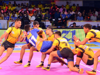 Pro Kabaddi League 2017 Telugu Titans and Puneri Paltans kickoff their campaign with victories