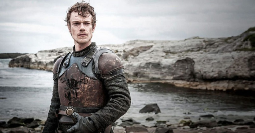 Theon Greyjoy transforms from a cocksure lord to a tortured soul. Still from Game of Thrones via HBO