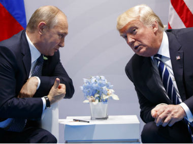 Donald Trump Vladimir Putin had a second previously undisclosed meeting at G20 summit