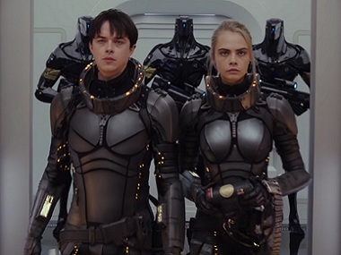 Valerian and the City of a Thousand Planets movie review: A spaceship-sized misfire